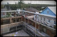 На крышу дома